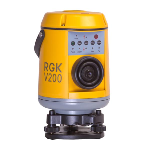 Прибор вертикального проектирования RGK V200