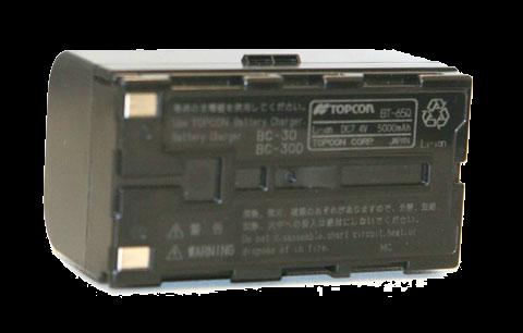 Аккумулятор Topcon BT-65Q